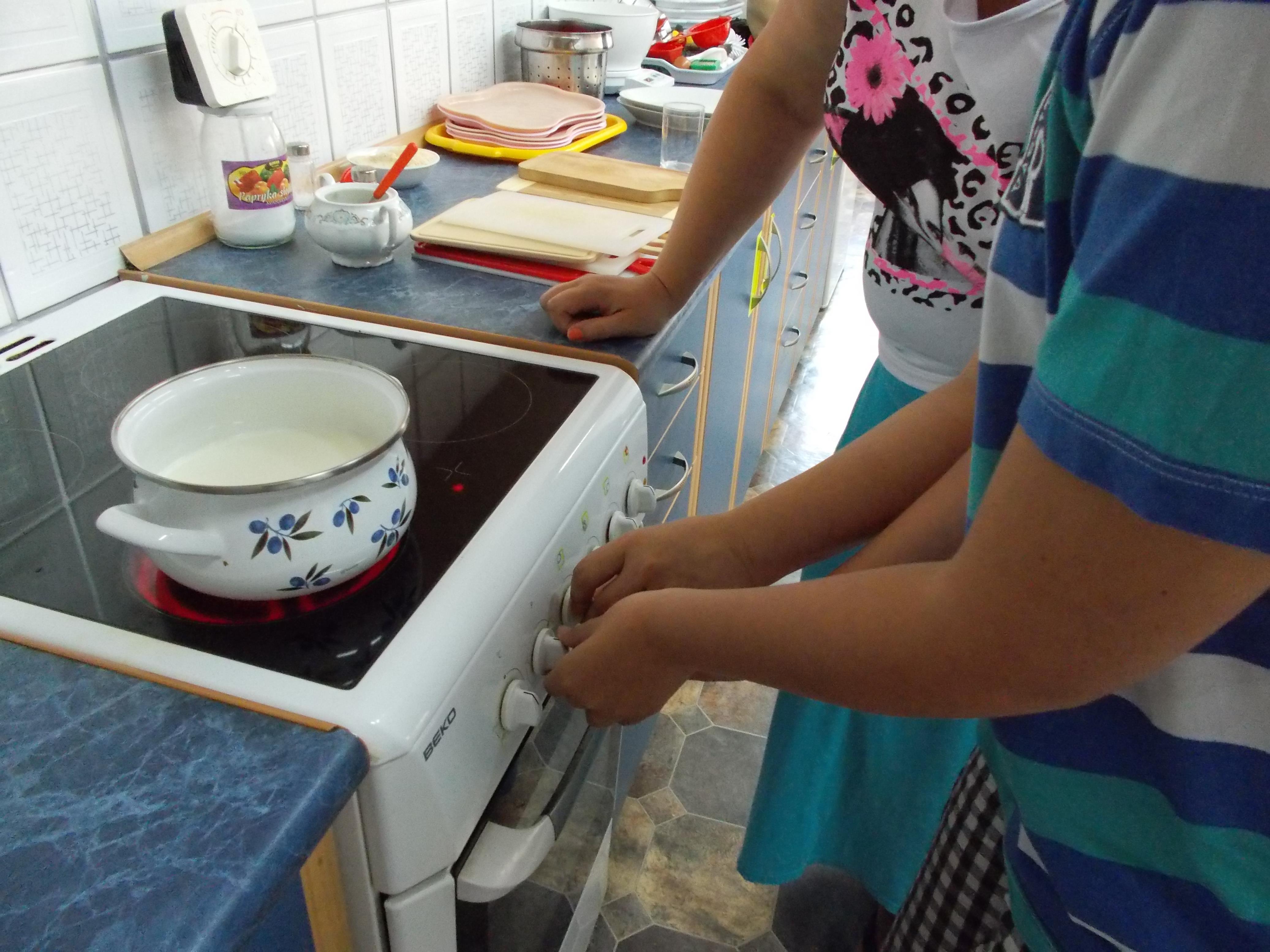 obsługa kuchenki 1